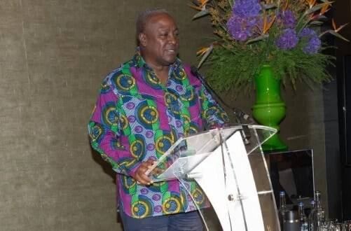 Name any corrupt person in my cabinet and I will deal with them - Mahama