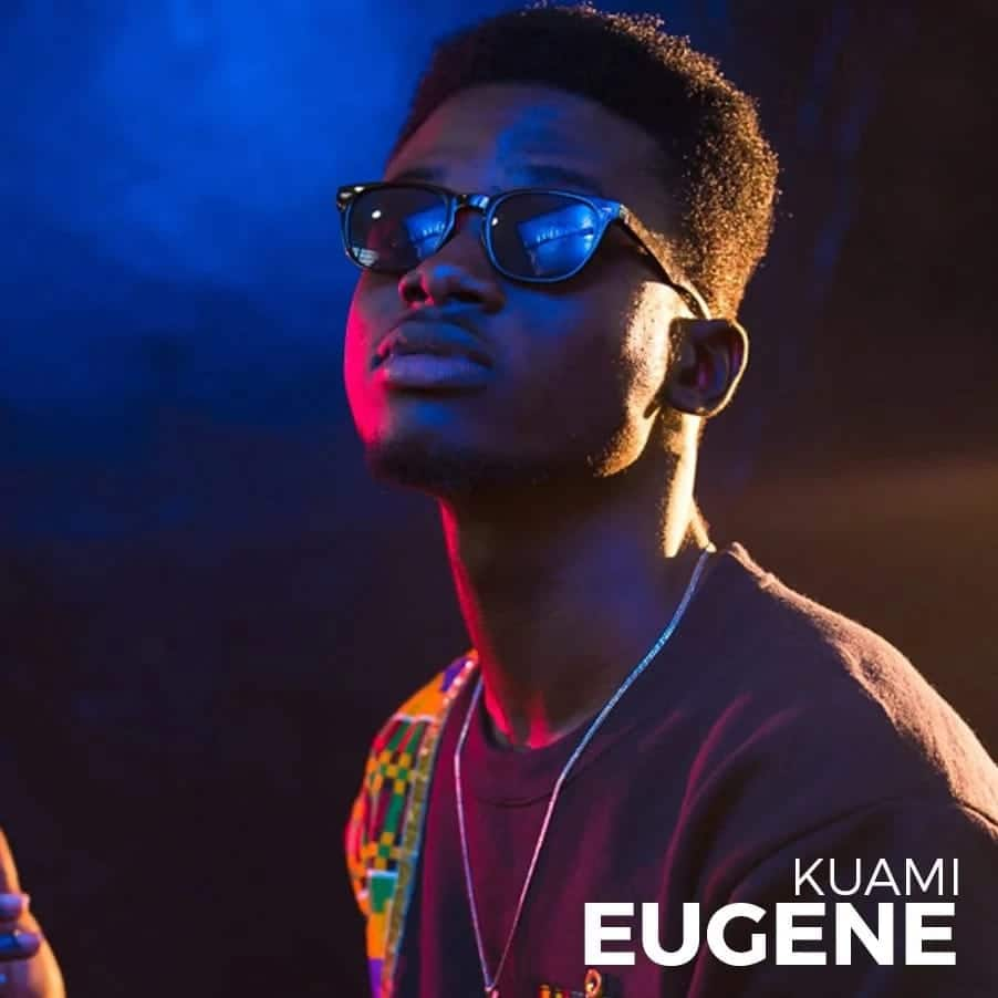 Kuami Eugene biography, kuami eugene photos, kuami eugene all songs