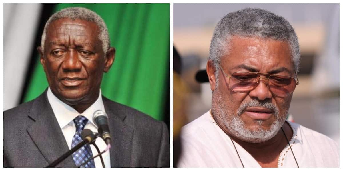 Kufuor replies Rawlings: Your apology is accepted but…