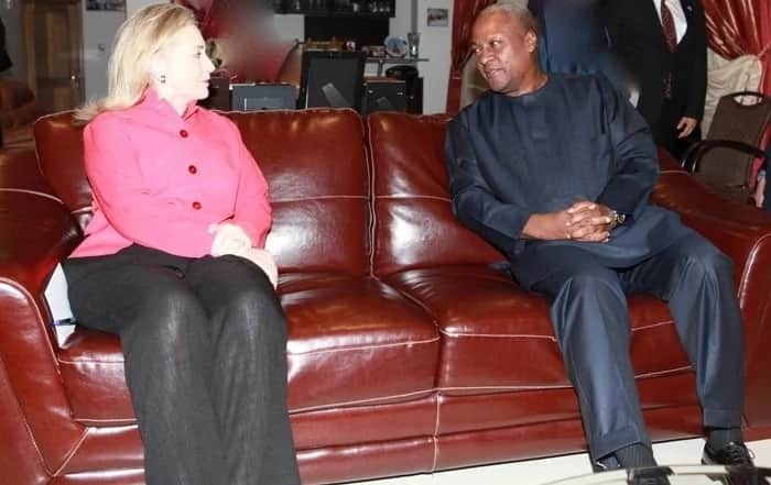 6 major things that could happen to Ghana and Africa if Hillary Clinton wins
