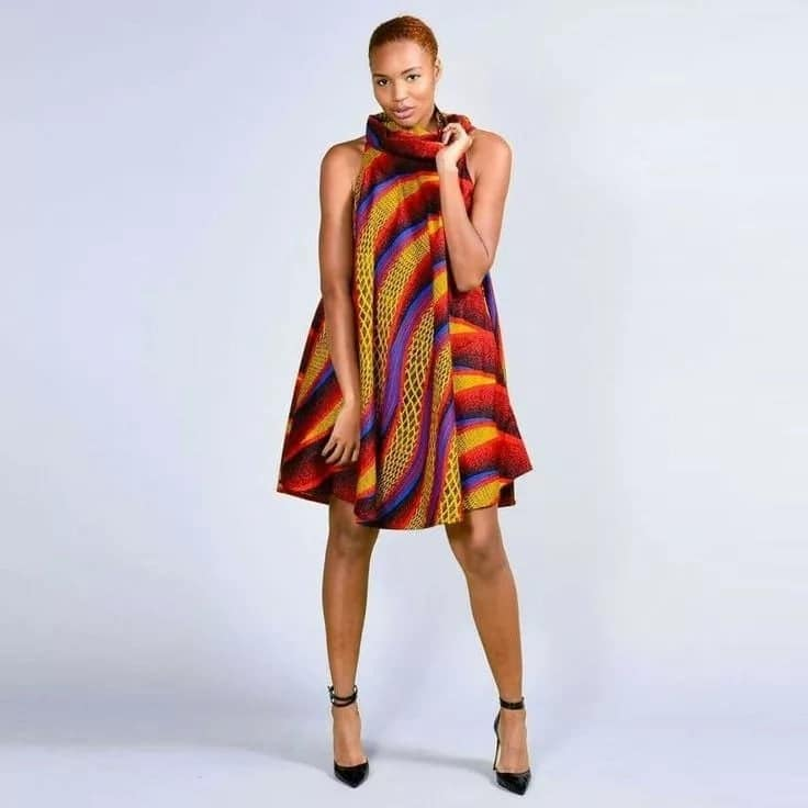0f1dc91211046 Latest African Maternity Dresses for a Fashionable Look 2019 ▷ YEN ...