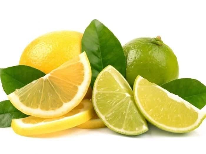 Difference between lime and lemon Lemon and lime differences Picture of lemon and lime Are limes unripe lemons?