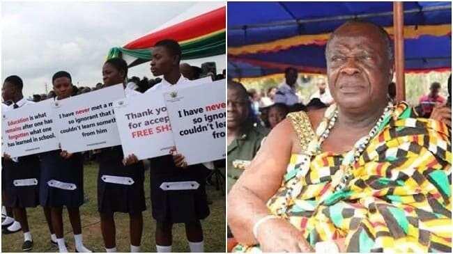 Tema Mantse angry at saboteurs of Akufo-Addo's Free SHS