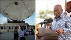 President Akufo-Addo to launch Ghana's first satellite dish in Accra