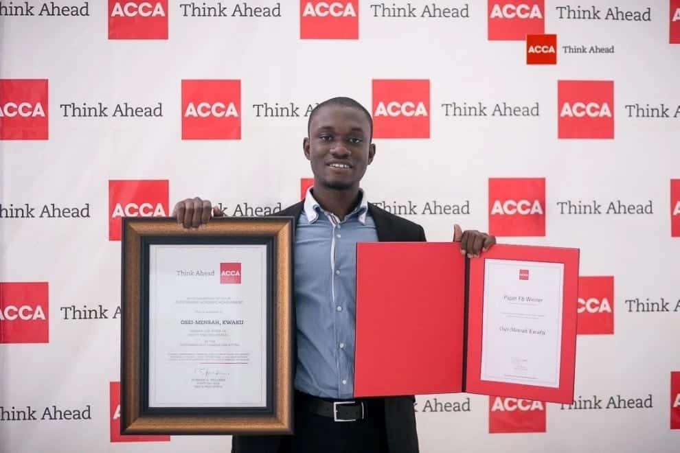 Ghanaians top the world in ACCA exams