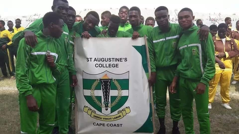 st. augustine's college cape coast st. augustine's college Ghana saint augustine college Ghana