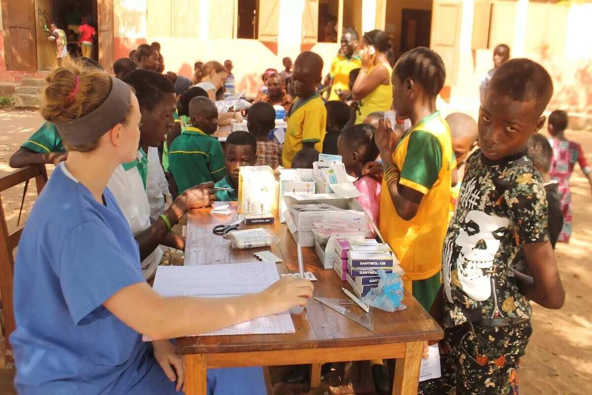 List of International NGOs in Ghana