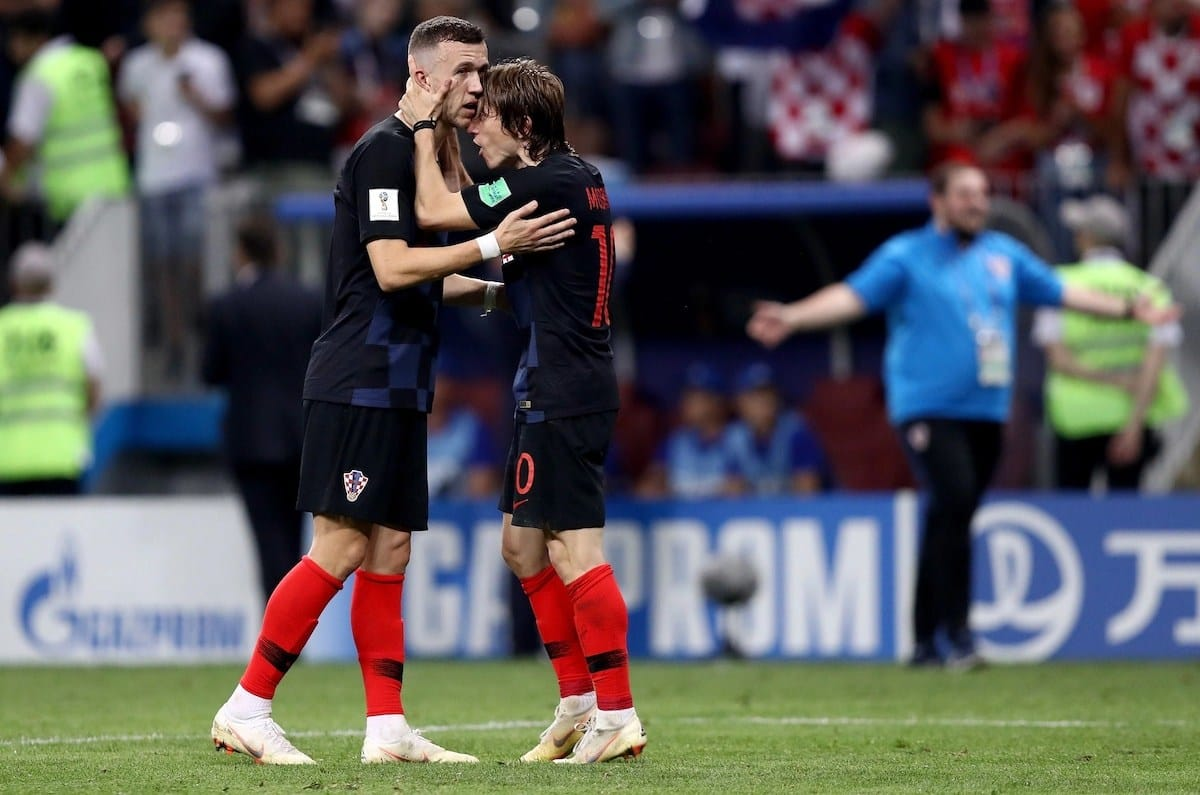 Perisic on France final