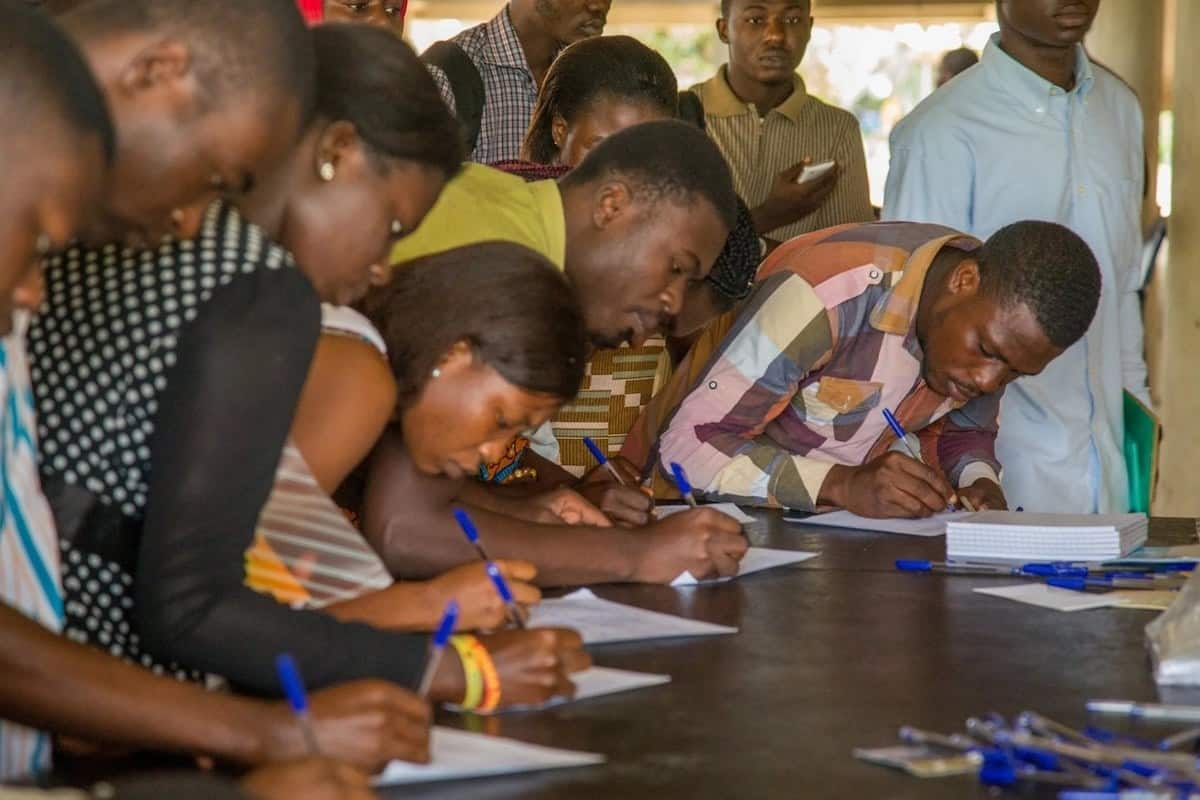Terrible handwriting causes your allowance to delay - NSS warns personnel