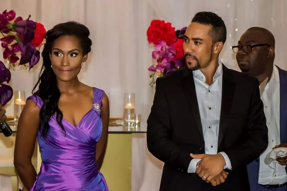 Majid Michel and family pictures and story YEN.COM.GH