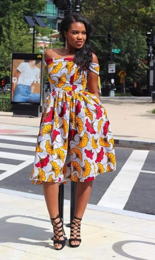 4c668eabd6c Latest African print styles for ladies in 2019. Source Ashanis Collection