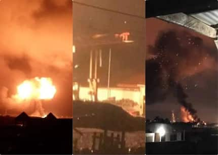 Ghanaians, others boil with anger over 'inhuman' comments after foreign media reported the Atomic Junction gas explosion