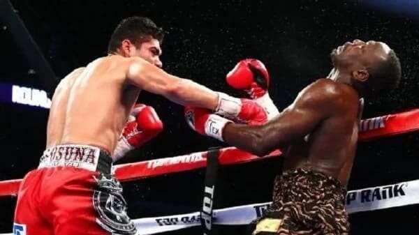 Habib Ahmed loses against Gilberto Ramirez