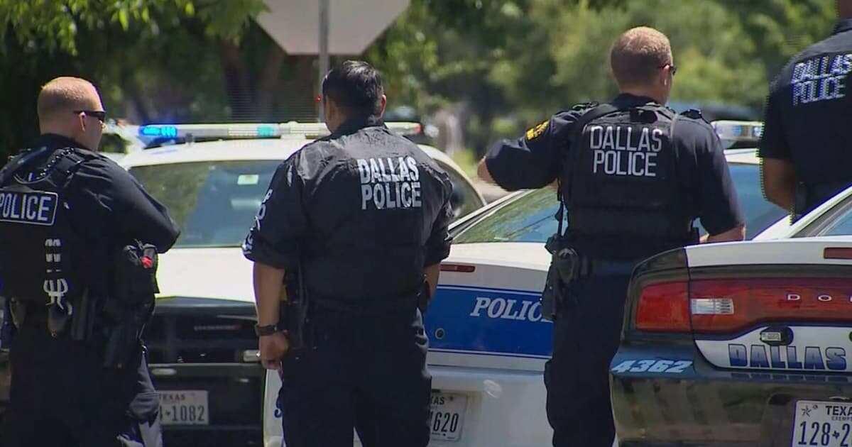 Police officer killed black man