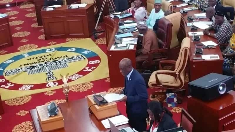 Top highlights of Seth Terkper's budget reading