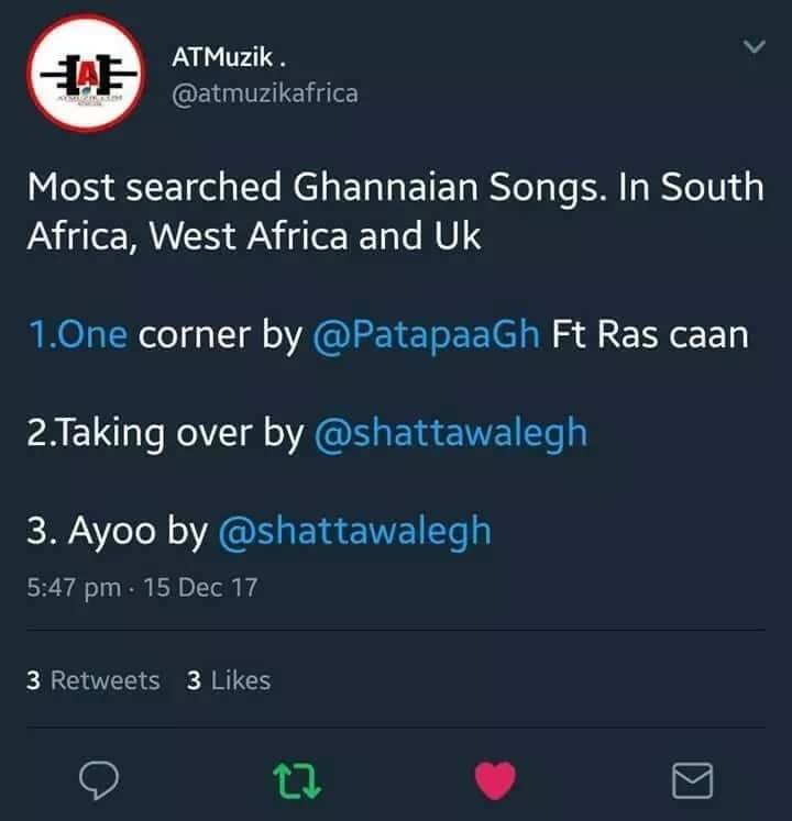 I didn't get here because of controversy - Shatta Wale shows critics why he is the best