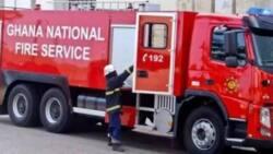 Fire destroys borga's passport, green card and $5K