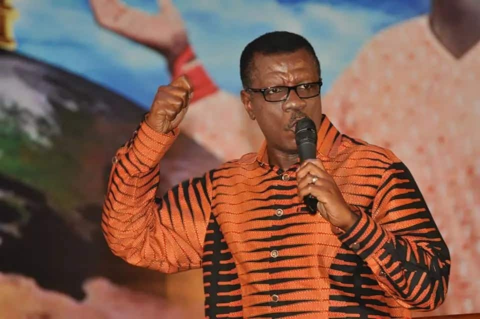 "You're a man of ""integrity"", we stand by you – ICGC to Otabil"