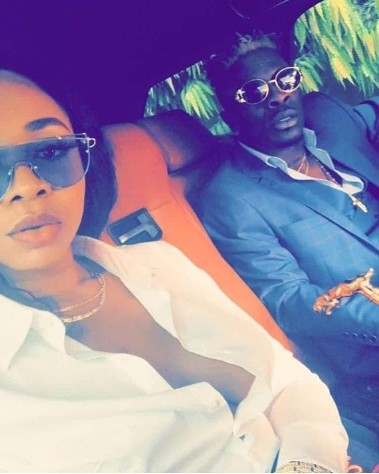 I strongly believe you will leave a mark – Shatta Michy assures Shatta Wale as he joins Zylofon