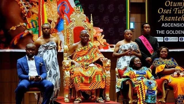 The richest families in Ghana