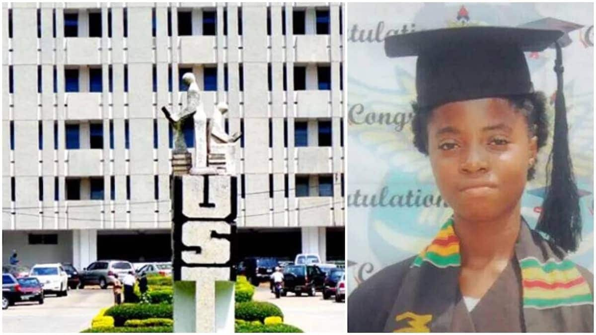 13 year old admitted into KNUST