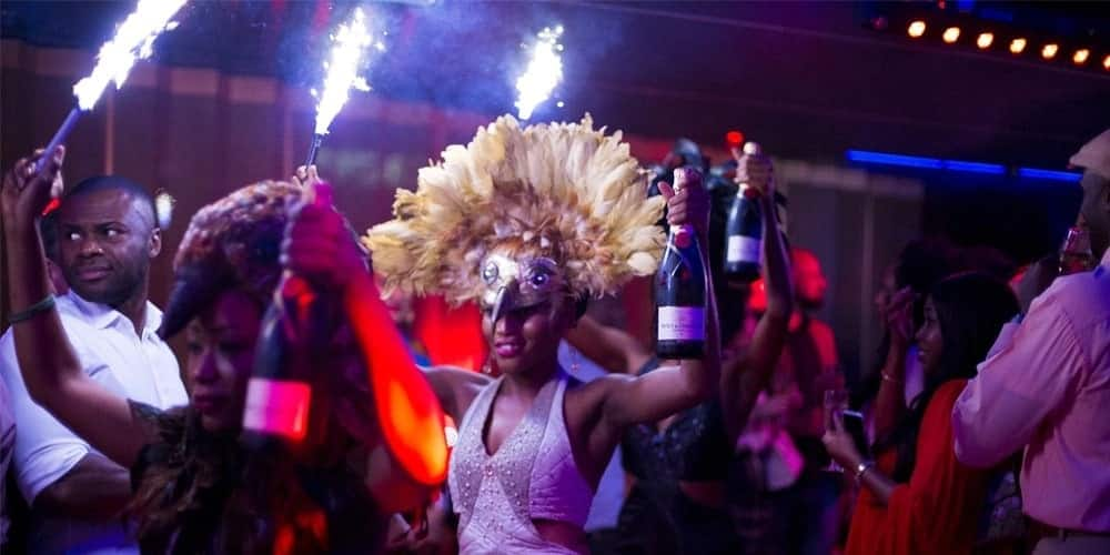 clubs in accra, top nightclubs in accra, twist night club accra