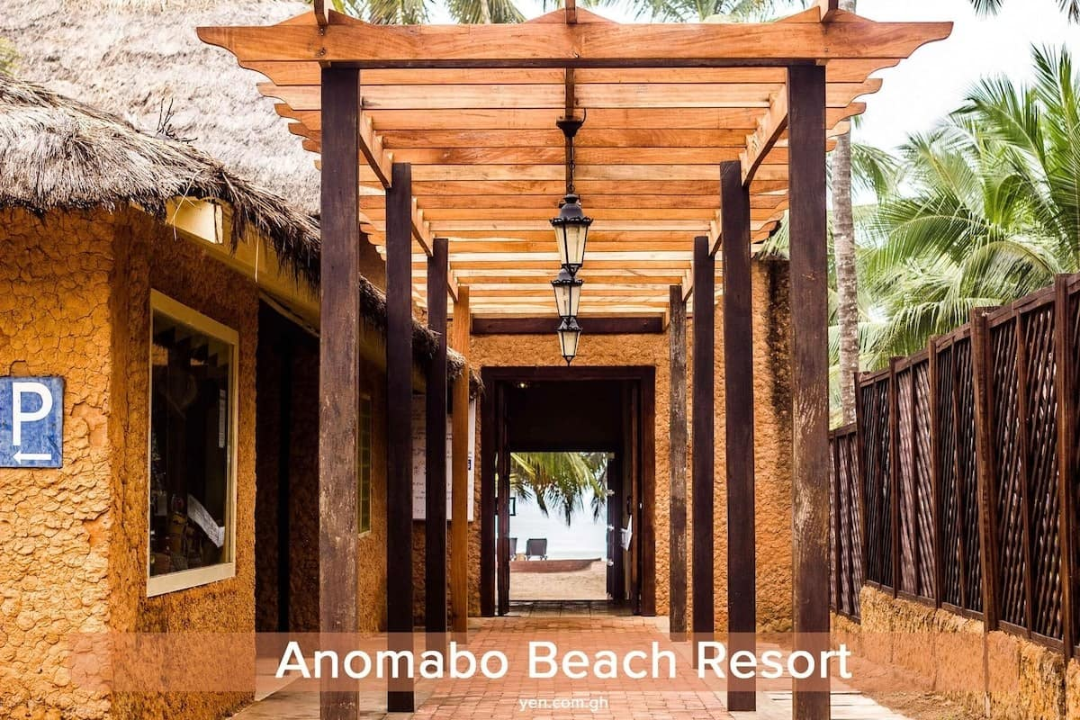 List of beach resorts in Ghana