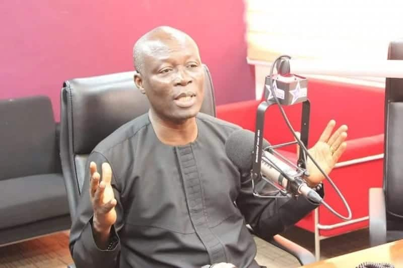 Nii Lante reveals Black Stars players begged him to pay referees during WC qualification