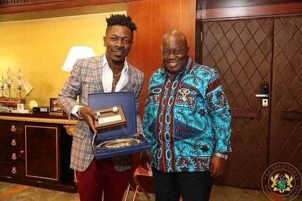 Artistes pushing to meet Akufo-Addo are very dumb – Shatta Wale
