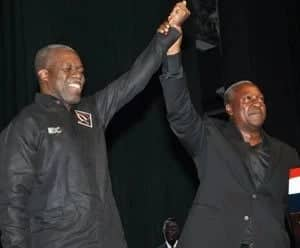 Vice President makes witty reference to Mahama's achievements. Comments from public will make you laugh