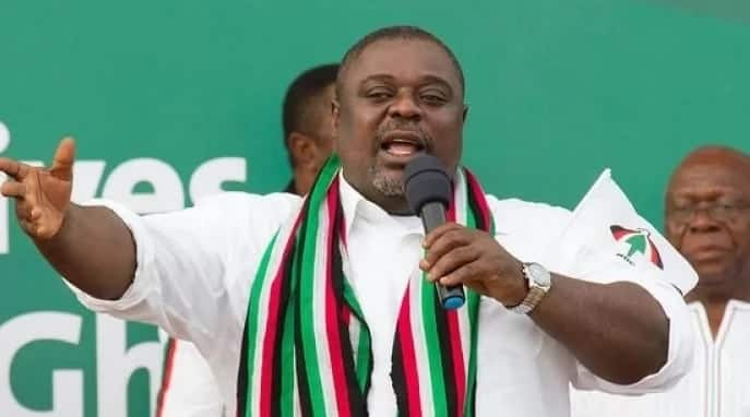 Top NDC members bash Anyidoho over coup comments