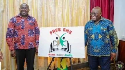 Nana Addo has already won over 90,000 votes for Election 2020 with Free SHS - NPP projects