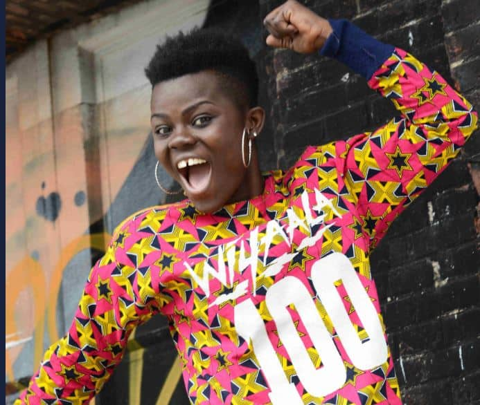 Wiyaala goes angry for the first time; warns those calling her whack musician