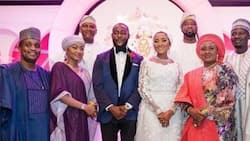 Dangote's message to his daughter Fatima on her wedding proves he's not just Africa's richest, but also world's proudest dad