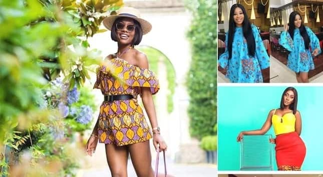 Top Trending African Print Dress Styles For Weddings In