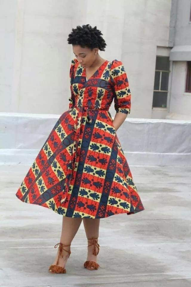 Ghanaian Dresses - Vintage Dresses