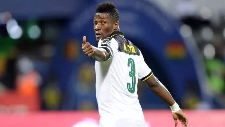 Asamoah Gyan announces acting role after Black Stars exit from 2019 AFCON