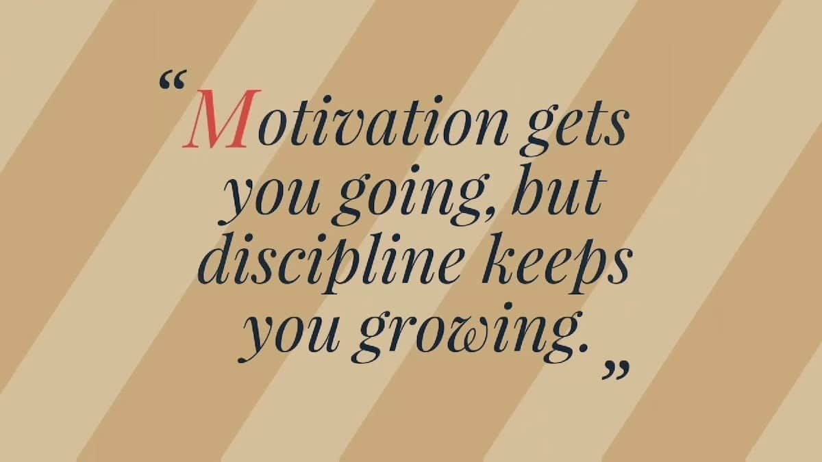 Quotation on discipline Discipline quotes for school Short thoughts on discipline Quotes on importance of discipline in students life Famous quotes on discipline
