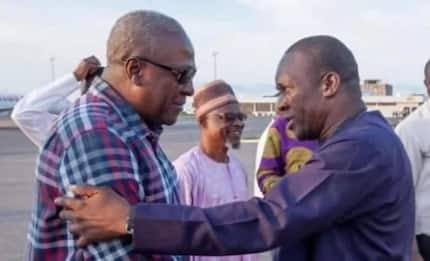 Mahama should have spent more time as an MP; he was not ready to be president - Bagbin