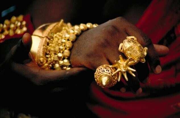 Gold in Ghana