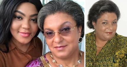 Hanna Tetteh shares a selfie with her daughter; and she is ABSOLUTELY gorgeous