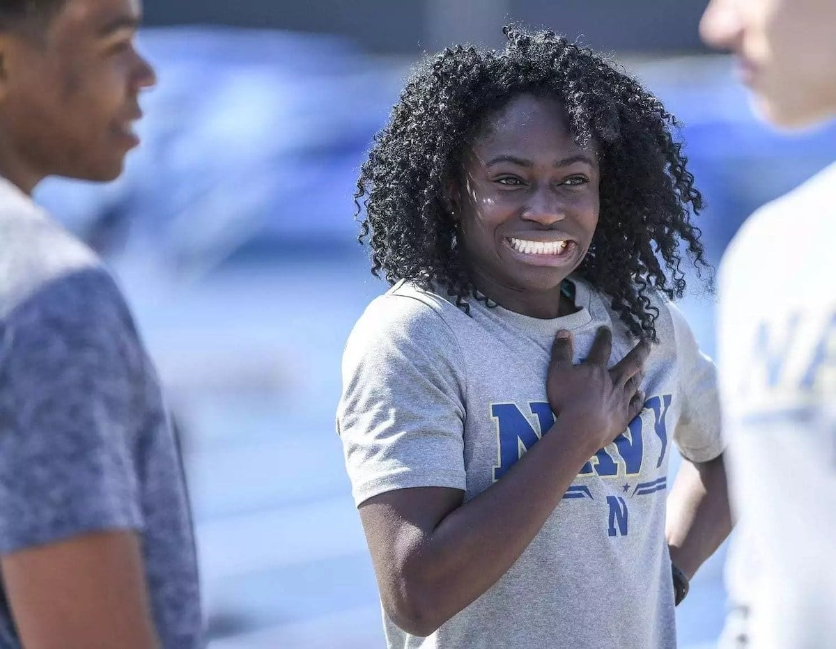 From the chains of rape and torture to the stage of fame and freedon: Meet Ghanaian female runner making it big in America