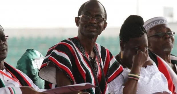 Akufo-Addo should go ahead and announce one district, one minister - Asiedu Nketia