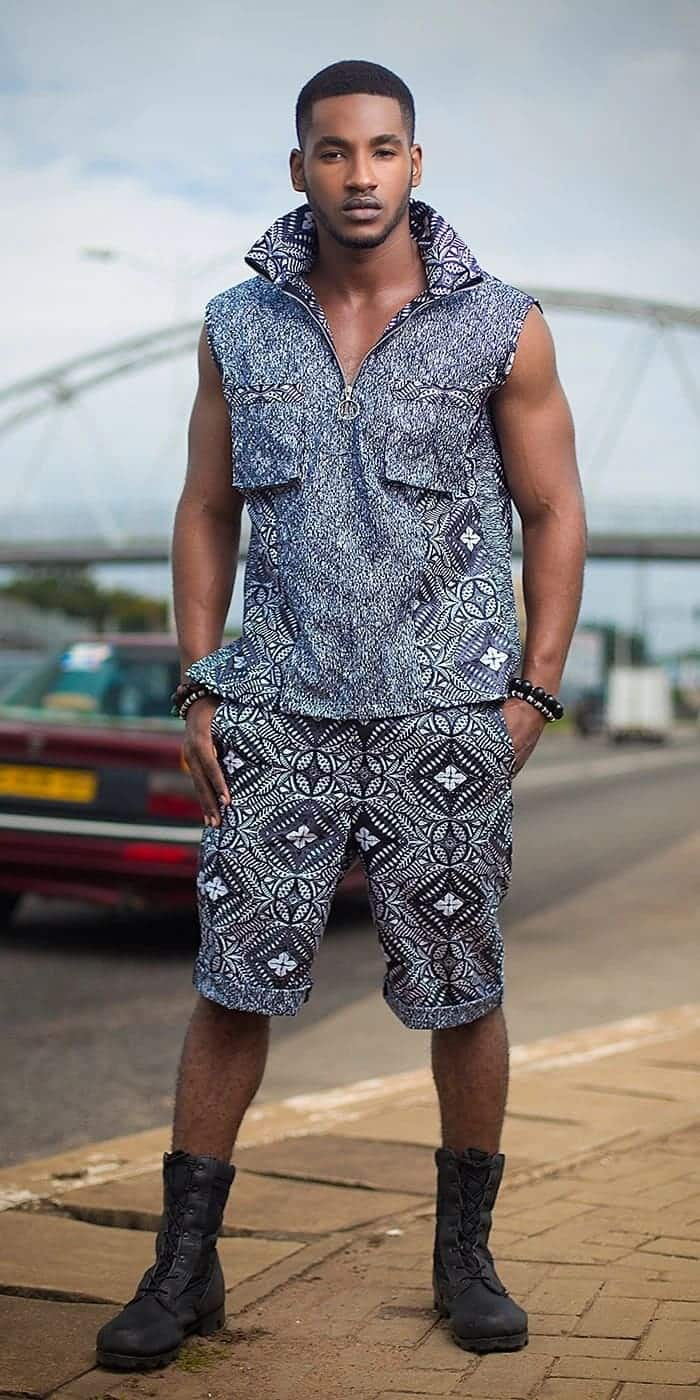 woodin clothing styles woodin styles for men Ghanaian woodin styles