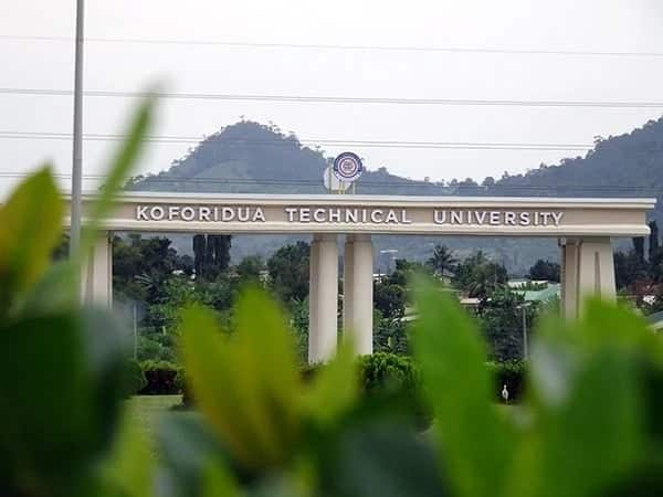koforidua technical university degree courses, koforidua polytechnic, koforidua poly admission