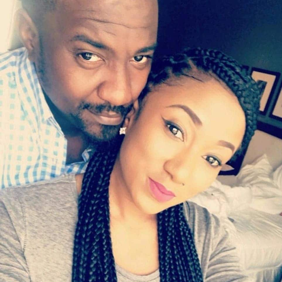 Photos of the lady John Dumelo is reportedly going to marry