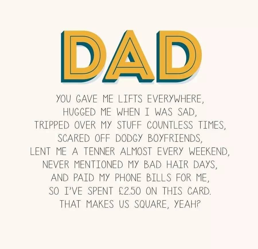 Happy fathers day quotes, images and wishes 2018