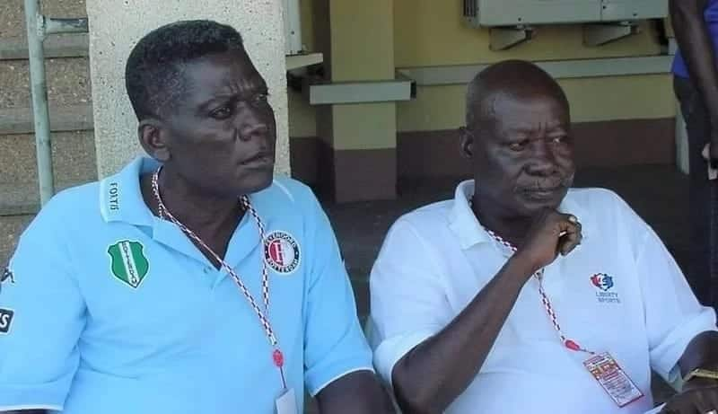 Coach Attuquayefio died in 2015 while Sam Arday died in 2017
