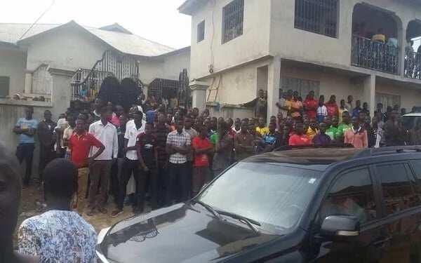 Police detain over 700 Ivorians, 4 arrested in Ashanti Region