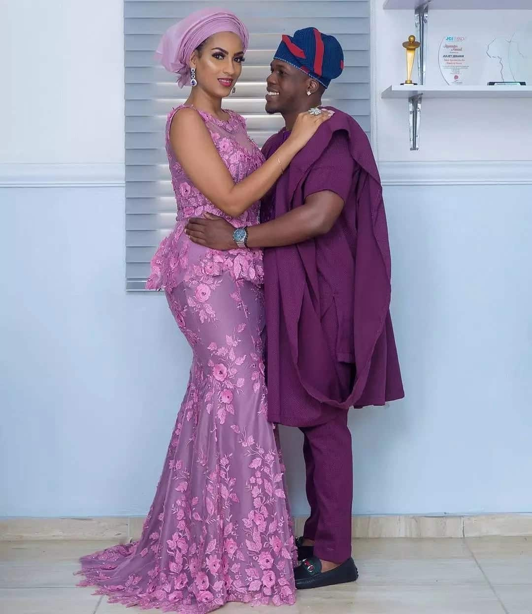 Juliet Ibrahim and Iceberg Slim go their separate ways?